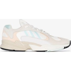 Adidas Off White Yung-1 Low Top Sneakers found on Bargain Bro UK from Browns Fashion for $79.32
