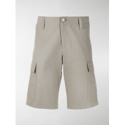 A.P.C. x Carhartt WIP cargo pocket bermuda shorts found on Bargain Bro UK from MODES GLOBAL