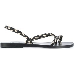 Ancient Greek Sandals Yianna sandals - Black found on MODAPINS from FarFetch.com - US for USD $175.00
