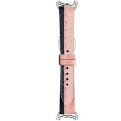 Fendi Selleria interchangeable strap - Pink found on Bargain Bro UK from FarFetch.com- UK