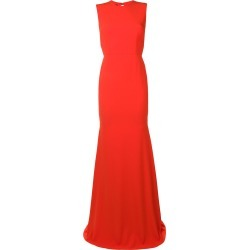 Alex Perry long cocktail dress - Orange found on MODAPINS from FarFetch.com- UK for USD $1860.66