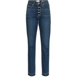 Eve Denim silver bullet high-waisted jeans - Blue found on Bargain Bro UK from FarFetch.com- UK