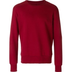 Natural Selection round neck jumper - Red