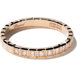 Chopard 18kt yellow gold Ice Cube diamond ring - Fairmined Yellow Gold found on Bargain Bro India from FarFetch.com - US for $1890.00