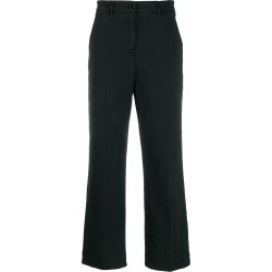 YMC wide-leg trousers - Black found on Bargain Bro Philippines from FarFetch.com - US for $195.00