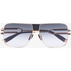 Balmain Eyewear Womens Gold Tone 1914 Aviator Sunglasses found on Bargain Bro UK from Browns Fashion