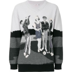 Ballantyne Rugby jumper - Neutrals found on MODAPINS from FarFetch.com - US for USD $471.00