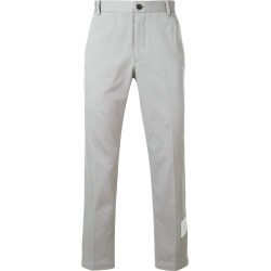 Thom Browne Unconstructed Cotton Twill Chino Trouser - Grey found on Bargain Bro UK from FarFetch.com- UK