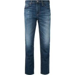 Ag Jeans Isabelle straight-leg jeans - Blue found on MODAPINS from FarFetch.com- UK for USD $490.33