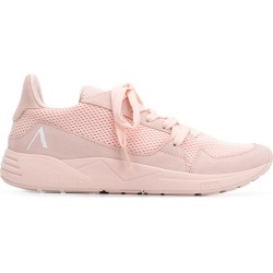 Arkk mesh panel sneakers - Pink found on MODAPINS from FarFetch.com- UK for USD $98.11