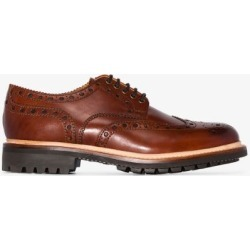 Grenson Mens Brown Archie Leather Brogues found on MODAPINS from Browns Fashion for USD $352.22