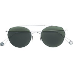 Ahlem Place Carre sunglasses - Metallic found on MODAPINS from FarFetch.com- UK for USD $546.64