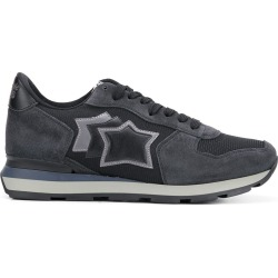 Atlantic Stars star lace up sneakers - Blue found on MODAPINS from FarFetch.com- UK for USD $171.21