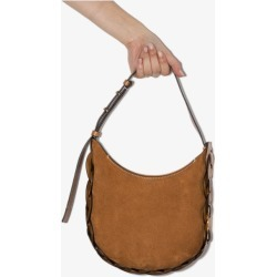Chloé Womens Brown Small Darryl Shoulder Bag found on Bargain Bro UK from Browns Fashion