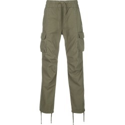 John Elliott elasticated cargo trousers - Green