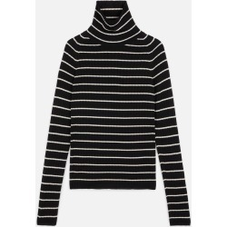 AMI Turtleneck Striped Sweater found on Bargain Bro UK from amiparis.com