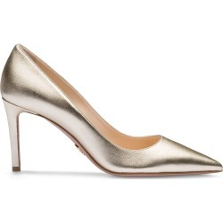 Prada metallic effect pumps - GOLD found on Bargain Bro India from FARFETCH.COM Australia for $740.29