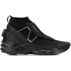 Arkk wedge logo sneakers - Black found on MODAPINS from FarFetch.com- UK for USD $252.30