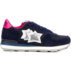 Atlantic Stars star printed sneakers - Blue found on MODAPINS from FarFetch.com- UK for USD $190.09