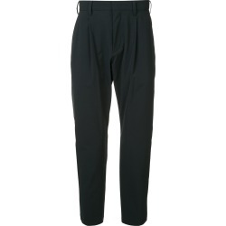 Attachment cropped tailored trousers - Black found on MODAPINS from FarFetch.com - US for USD $385.00