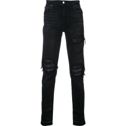 Amiri distressed jeans - Black found on MODAPINS from FarFetch.com- UK for USD $1258.90