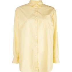 A Shirt Thing chest pocket shirt - Yellow found on Bargain Bro India from FarFetch.com - US for $177.00