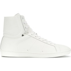 Saint Laurent Signature Court sneakers - White found on Bargain Bro UK from FarFetch.com- UK