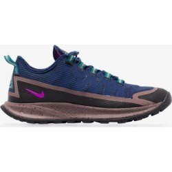Nike Mens Blue And Purple Acg Air Nasu Sneakers found on Bargain Bro UK from Browns Fashion