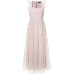 Alexa Chung long tulle dress - Pink found on MODAPINS from FarFetch.com - US for USD $538.00