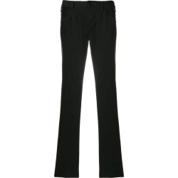Armani Jeans straight-leg jeans - Black found on MODAPINS from FarFetch.com- UK for USD $115.24
