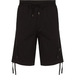 CP Company lens detail cotton shorts - Black found on Bargain Bro UK from FarFetch.com- UK