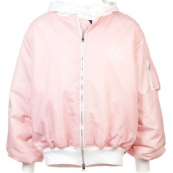 Barbara Bologna Dodi bomber jacket - Pink found on MODAPINS from FarFetch.com- UK for USD $1249.84