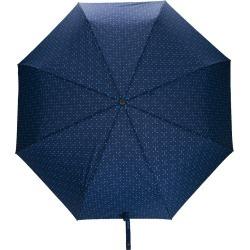 Moschino small flowers umbrella - Blue
