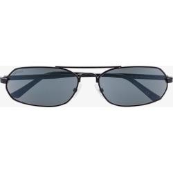 Balenciaga Eyewear Circle thin sunglasses found on Bargain Bro UK from Browns Fashion