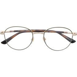 ea639e491f35b Gucci Eyewear round frame glasses - Green found on MODAPINS from FarFetch.com-  UK