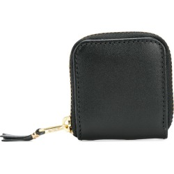 Comme Des Garçons Wallet all around zip wallet - Black found on MODAPINS from FARFETCH.COM Australia for USD $72.79