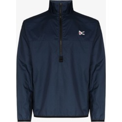 District Vision Mens Blue Theo Shell Performance Jacket found on MODAPINS from Browns Fashion for USD $254.90