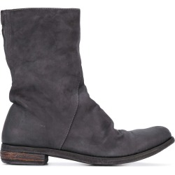 A Diciannoveventitre zipped boots - Black found on MODAPINS from FARFETCH.COM Australia for USD $2331.90