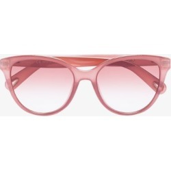 Chloé Eyewear Womens Pink Ce767s Sunglasses found on Bargain Bro UK from Browns Fashion