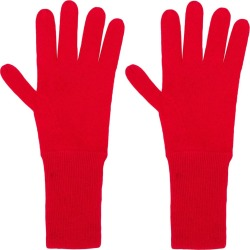 Allude knit gloves - Red found on MODAPINS from FARFETCH.COM Australia for USD $133.09