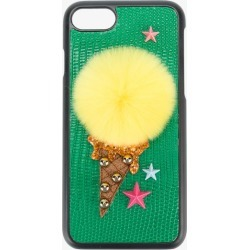 Dolce & Gabbana Pom Pom iPhone 7 cover found on Bargain Bro UK from Browns Fashion