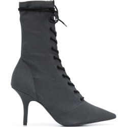 7485cf2b953 Yeezy knit sock ankle boots - Grey found on MODAPINS from FarFetch.com - US