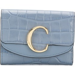 Chloé C logo plaque cardholder found on Bargain Bro UK from Eraldo