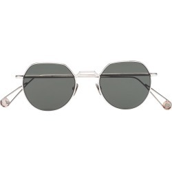 Ahlem 22k gold plated Place Dauphine sunglasses - Green found on MODAPINS from FARFETCH.COM Australia for USD $518.51