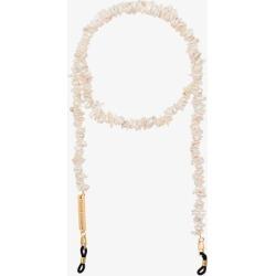 Frame Chain Womens White Teenage Kicks Pearl Chain found on Bargain Bro UK from Browns Fashion