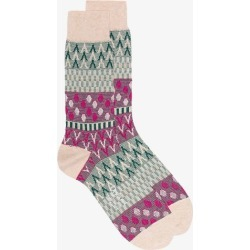 Ayamé Pouring Rain patterned ankle socks found on MODAPINS from Browns Fashion for USD $32.65