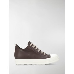 Rick Owens low-top lace-up sneakers found on Bargain Bro UK from MODES GLOBAL