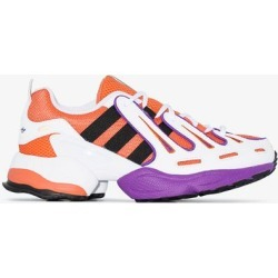 adidas orange EQT Gazelle low top sneakers found on Bargain Bro UK from Browns Fashion