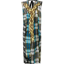 Marc Jacobs sleeveless checked dress - Blue found on Bargain Bro India from FARFETCH.COM Australia for $555.65