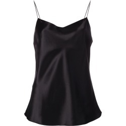 Joseph V-neck cami top - Black found on Bargain Bro India from FarFetch.com - US for $255.00